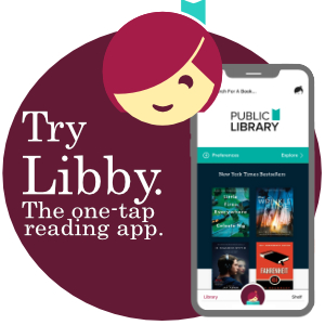 Libby, the app for the Wisconsin Digital Library