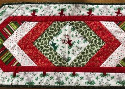 "Christmas Runner - Table runner 14"" x 36"""